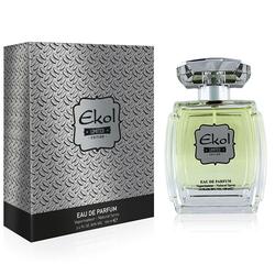 Ekol Eau De Parfume 100 ml Grey - Thumbnail