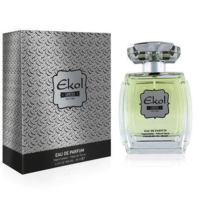 Ekol Eau De Parfume 100 ml Grey