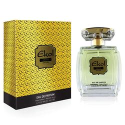 Ekol Eau De Parfume 100 ml Yellow - Thumbnail