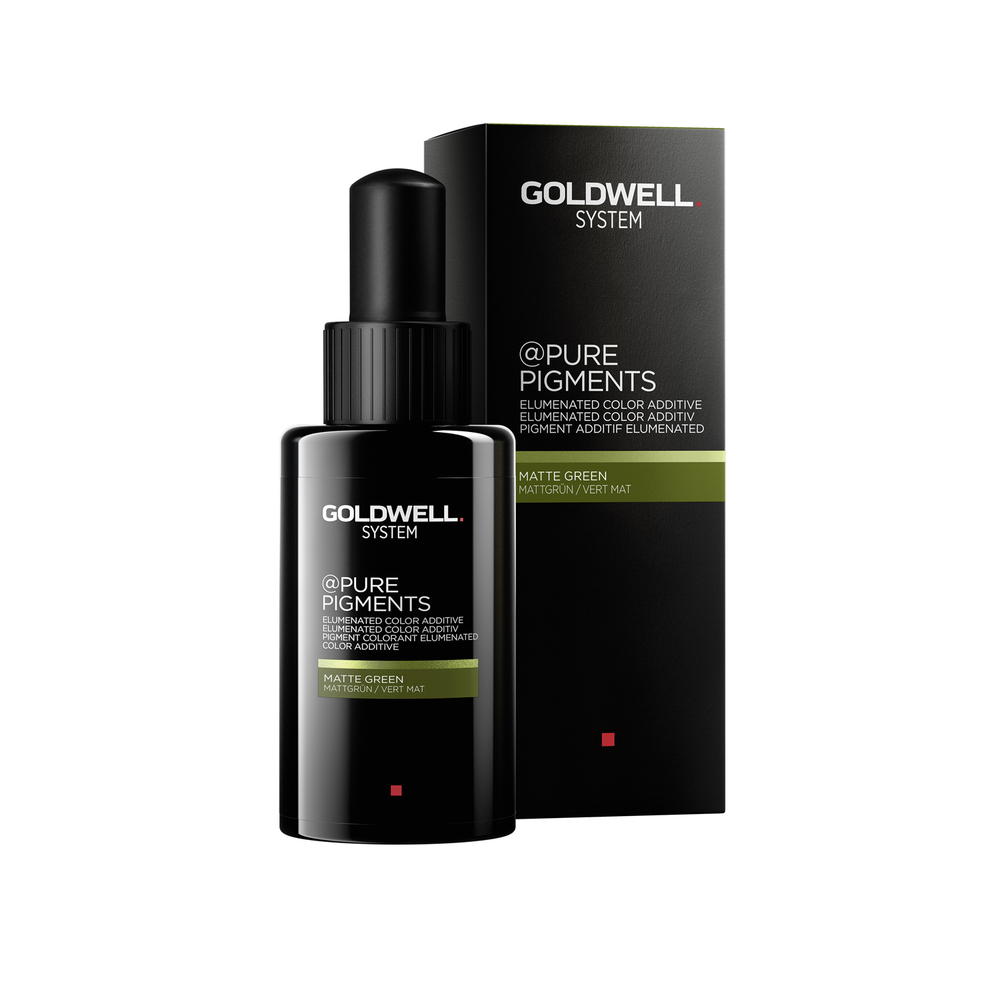 Goldwell @Pure Pigments Matte Green 50Ml
