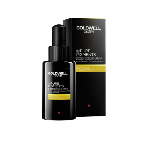 Goldwell - Goldwell @Pure Pigments Yellow 50Ml