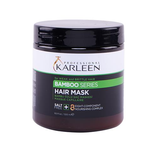 Karleen - Karleen Bamboo Series Bambu Yağlı Saç Bakım Maskesi 500 ml