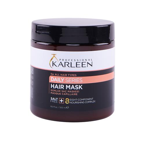 Karleen - Karleen Daily Series Günlük Saç Bakım Maskesi 500 ml