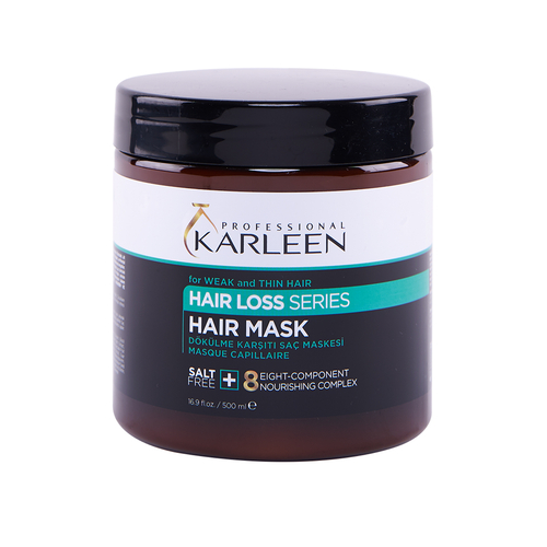 Karleen - Karleen Hair Loss Series Dökülme Karşıtı Saç Bakım Maskesi 500 ml