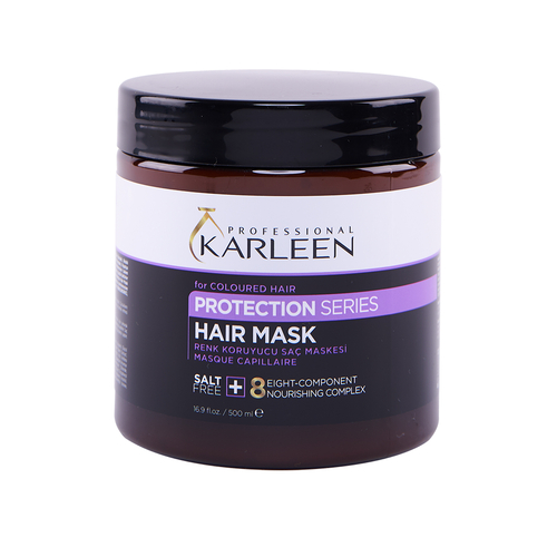 Karleen - Karleen Protection Series Renk Koruyucu Saç Bakım Maskesi 500 ml