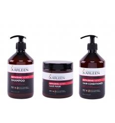 Karleen - Karleen Repairing Onarıcı Saç Bakım Seti 500 ml