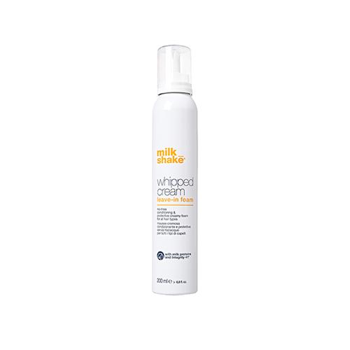 Milk Shake - Milk Shake Nemlendirici ve Koruyucu Saç Köpüğü - Conditioning Whipped Cream 200 ml 8032274055549